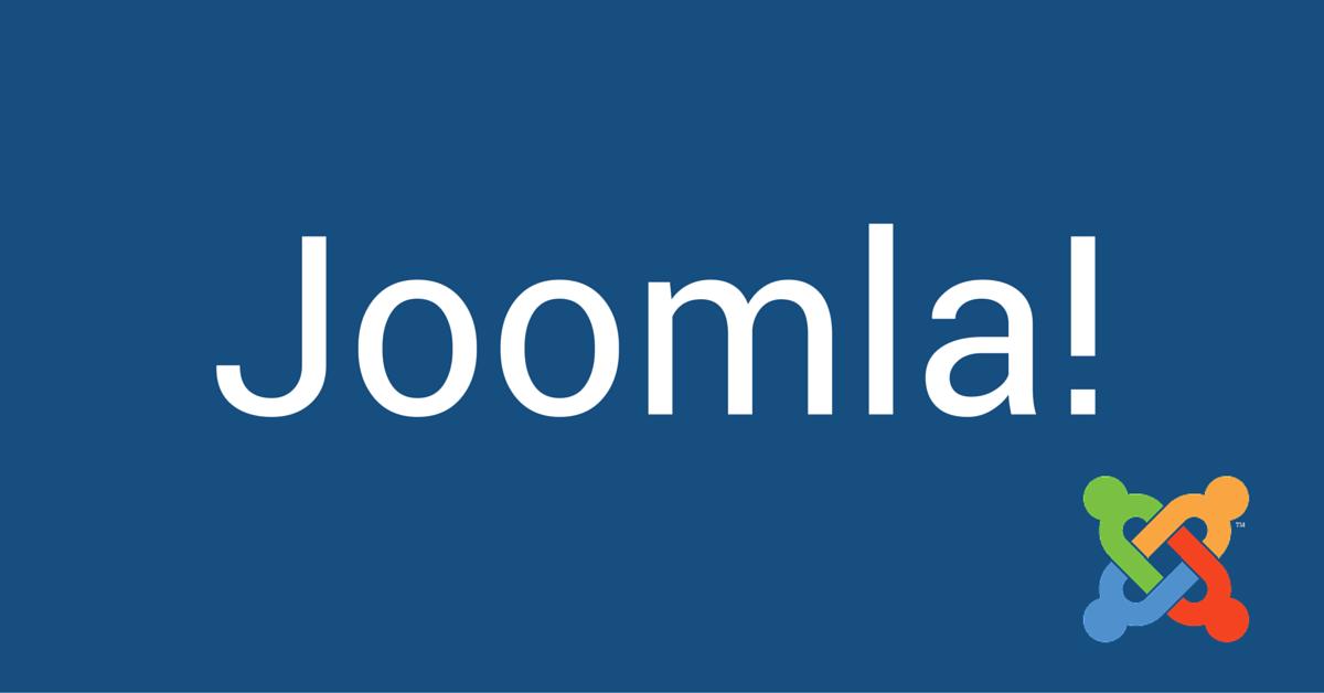 Создание сайтов на Joomla в Калуге