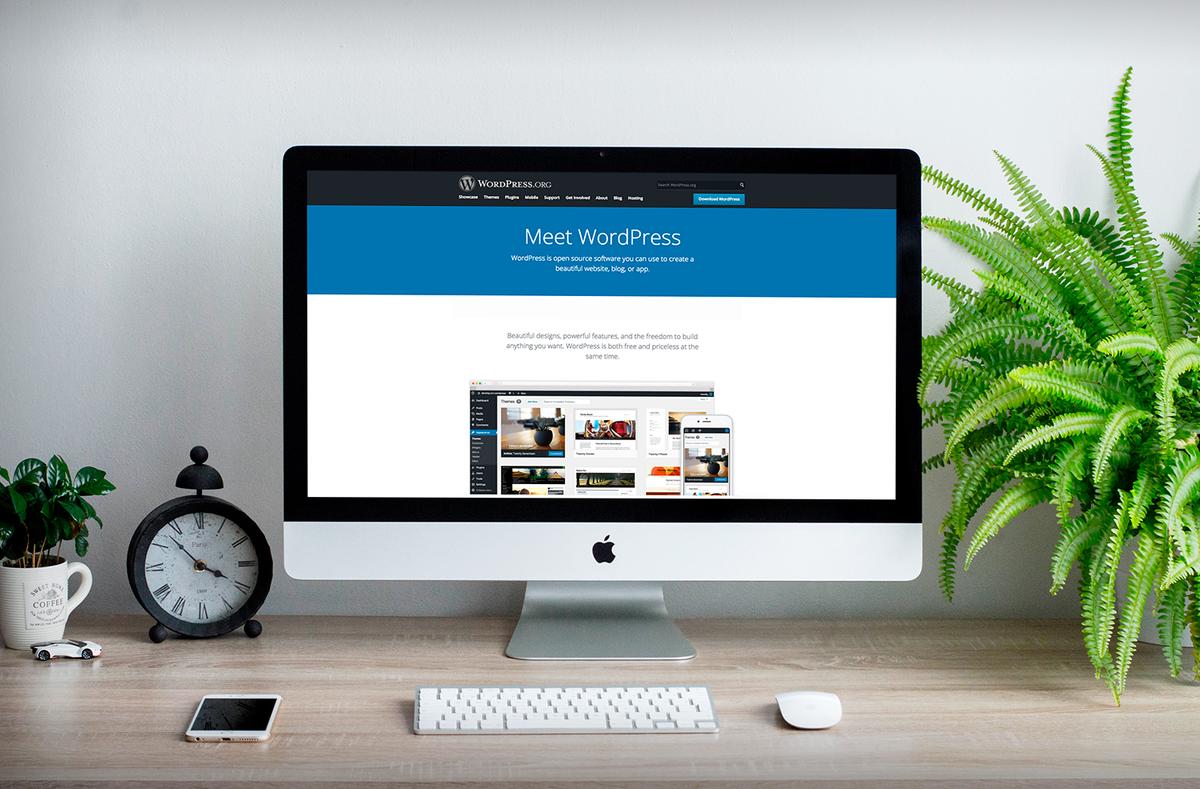 Автоматическое создание сайта вордпресс программа для создания лендинг сайтов