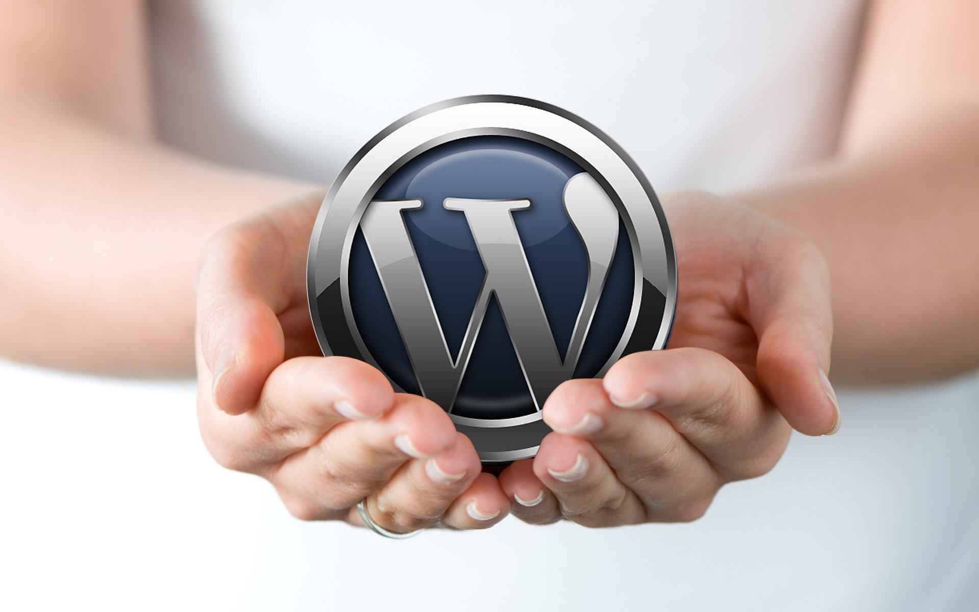 Этапы создания сайта на WordPress